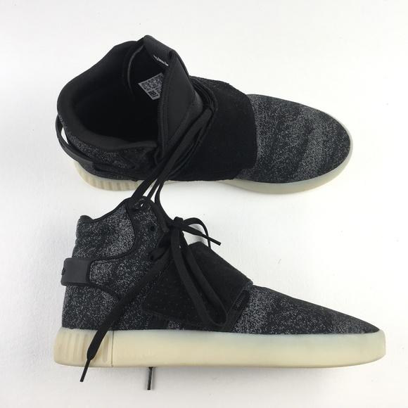 Adidas Shoes - Adidas Black Tubular Invader H2213546